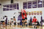 Lady Eagles Sweep Clarenceville in Home Opener