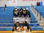 Eagle Cheerleaders Earn MHSCC Honors