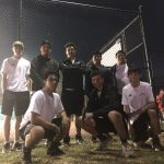 Tennis Teams Defeat Brooks
