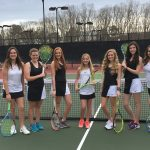 Lady Tiger Tennis BIG Win Over Brooks
