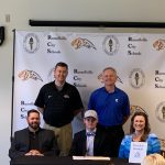 Bendall Signs with Calhoun