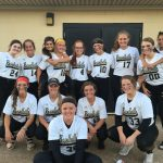 Lady Tigers Clinch Host Site for Area Tournament