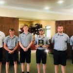 RHS Boys' Golf Headed to Sub-State