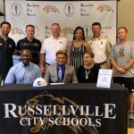 Buckhalter Signs with Calhoun