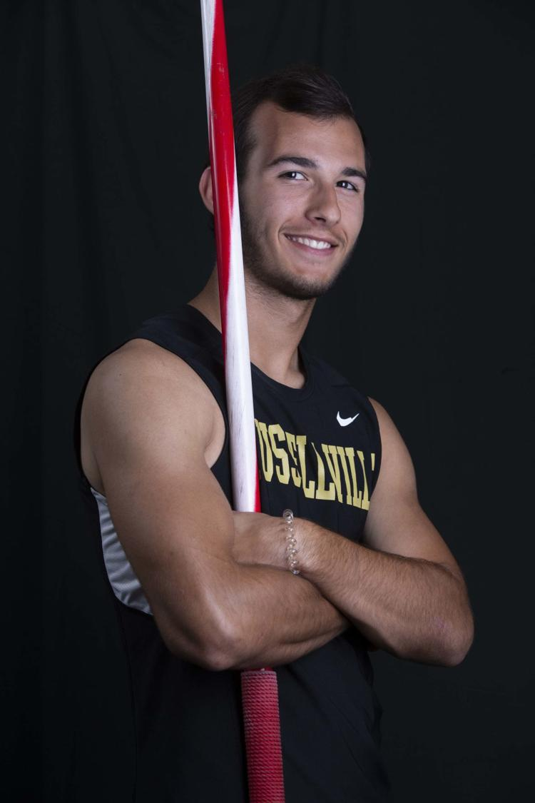 Grayson Eady named Times Daily Male Track Athlete of the Year