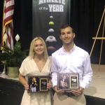 Golden Tiger Athletes Honored