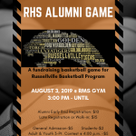 Basketball Alumni Game