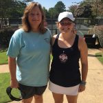 Anna Woods Represents RHS in AHSAA All-Star Tennis
