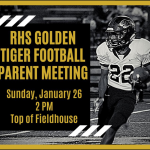 2020 Football Parent Meeting