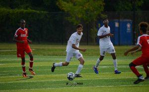 Scott vs. Rogers Boys Soccer 8/31/17