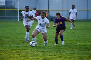 Girls Soccer Scott vs. Waite