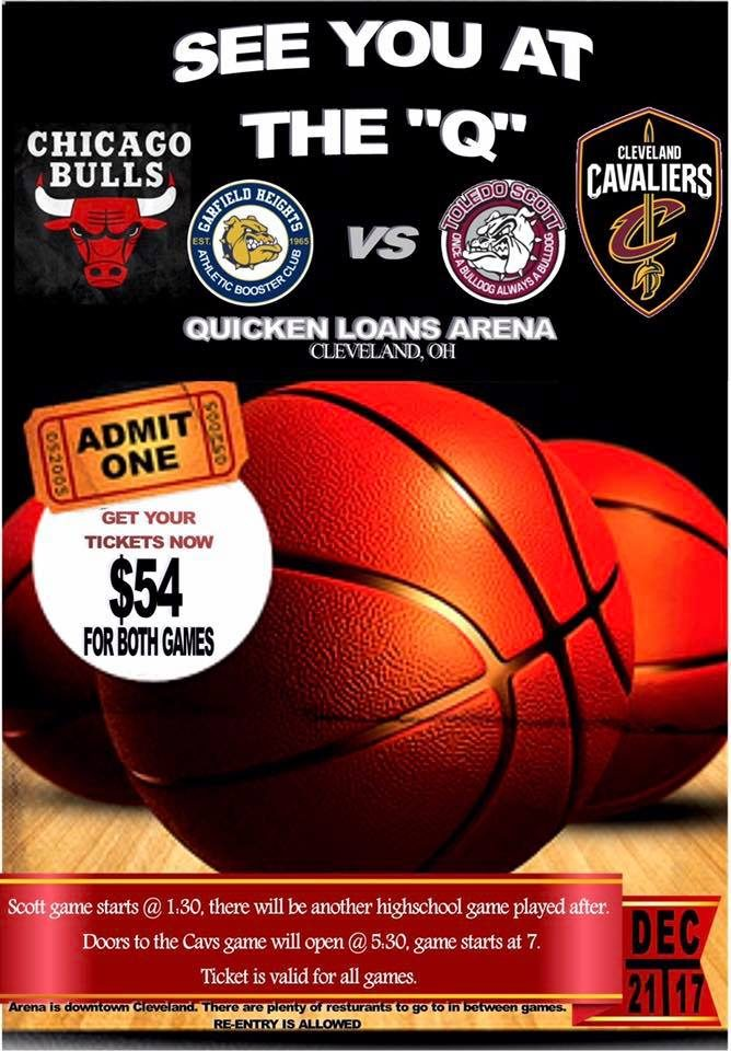 """Come support the Lady Dogs at """"The Q"""""""