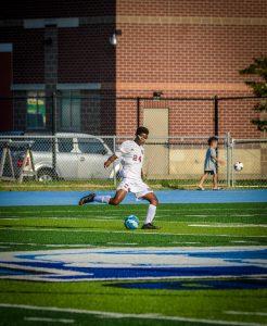 Boys Varsity Soccer @ Woodward
