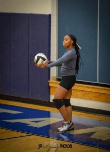 Scott vs JLA Varsity Volleyball