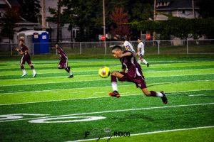 Girls and Boys Waite Soccer Match 9/20/18