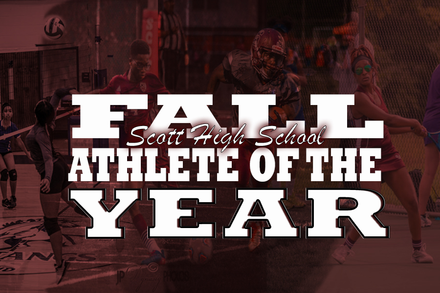 Fall 2019 Athlete of the Year