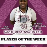 Bulldog Player of the Week
