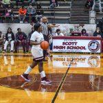 Longtime duo runs scorer's table at Scott basketball games