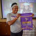 "Defiance College Adds Scott HS Tennis Star Destiny ""Desi"" Oshodin"