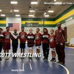 Results from the 2020 Spartan wrestling classic tournament