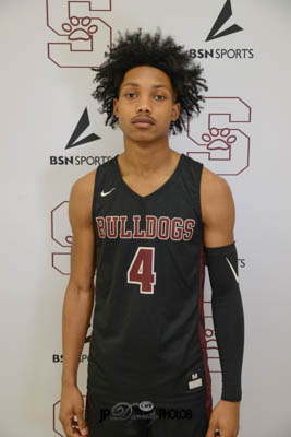 Bulldogs win big with a strong second half from senior forward Christian Neal and move to 6-1 in league play