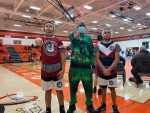 William Palmer & Jaquan Monroe competed at Sylvania Southview Dual Tournament, Ranking them both 2nd seed for the 2021 City League Championship Sunday February 14th at 2pm @Bowsher