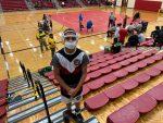 Jaquan Monroe gets 2nd place at the city league tournament!