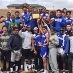 Boys Track Wins 3-5A Crown