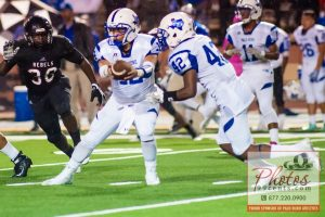 Palo Duro vs Tascosa – August 25, 2016