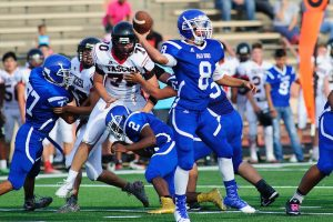 Palo Duro vs Tascosa ( JV ) » August 24, 2016