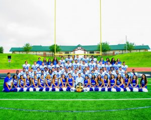 2016 Palo Duro Dons