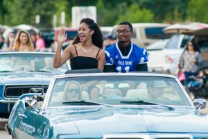 Homecoming Parade » September 14, 2016