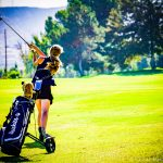 Girls Varsity Golf beats Rowland 219 – 269