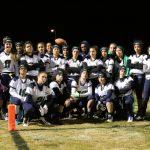 Green Valley High School Girls Varsity Flag Football beat Desert Oasis High School 26-13