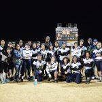 Green Valley High School Girls Varsity Flag Football beat Coronado High School 18-12