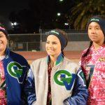 Green Valley High School Girls Varsity Flag Football beat Basic High School 32-6