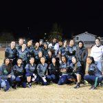 Green Valley High School Girls Junior Varsity Flag Football beat Coronado High School 28-27