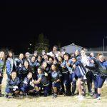 Green Valley High School Girls Varsity Flag Football beat Canyon Springs High School 33-12