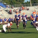 Chargers Impressive in Jamboree