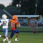 Chargers Suffer Tough Loss in Opener