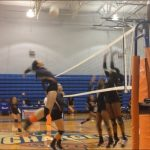 Strong Finish for Volleyball vs Senatobia