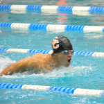 Swimming His Way to State
