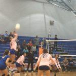 Volleyball earns playoff birth