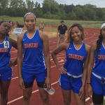 Track District Meet Results