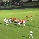 Chargers Get BIG Homecoming Win