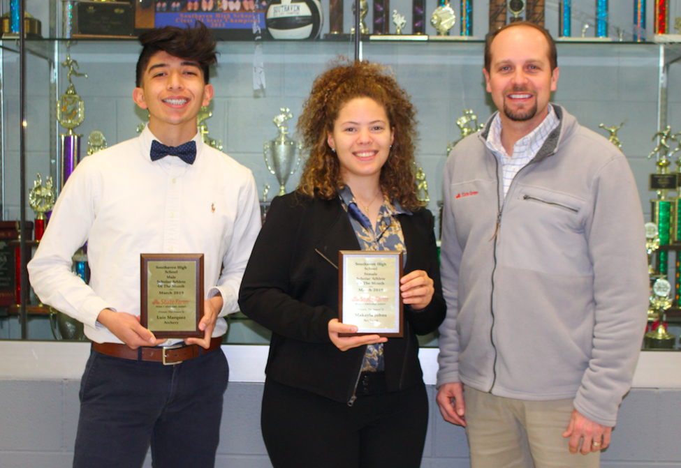 State Farm Scholar Athletes – March