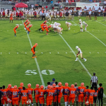 Chargers Drop Home Opener