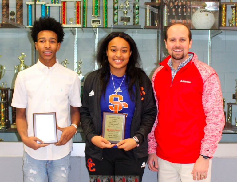 State Farm Scholar-Athletes – December