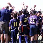 Maryvale Preparatory Academy Boys Middle School Flag Football beat Chandler Prep 21-0