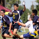 Maryvale Preparatory Academy Boys Middle School Flag Football falls to Lincoln 1 12-7